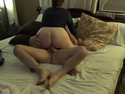 6 min - Bootylicious sleazy wife of my dude rides his strong cock like a mad one