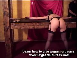 19 min - This raunchy slut with a huge round big ass earned herself a stunning punishment