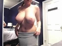 9 min - All big tits lovers check this natural breasts