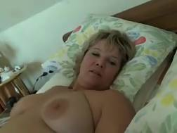 4 min - Mature blond fattie loves porn in the missionary pose