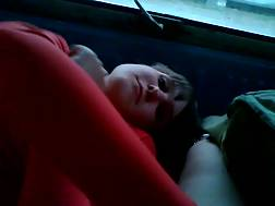 8 min - My dark-haired boyfriend suck my dick ardently in a car