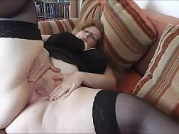 3 min - Self confident mature whore is flaunting her enormously huge backside