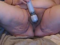 2 min - This brand new Hitachi wand makes my orgasms more intense