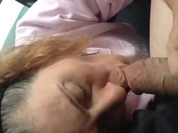 5 min - German prostitute wants to get really crazy with my pecker right in my car
