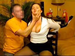 17 min - Submissive wifey with well-matured knockers goes down on me