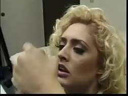 7 min - Blondie harlot drives me insane with a BJ in POV sex tape