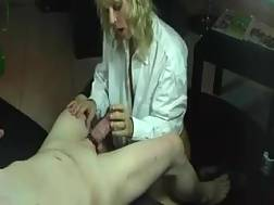 3 min - Naughty blond MILF gets face-fucked by me and likes it a lot