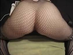2 min - I hope my backside in fishnet tights will turn you on