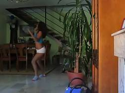 3 min - My bootyful friend knows how to shake her big luscious big ass