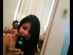 4 min - Awesome latina suck my penis before taking a ride on it