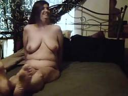 11 min - Homemade xxx tape with a mature couple drilling in the bedroom