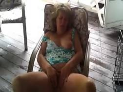 4 min - My old wifey wanks for me and then she blows my dick like a pro