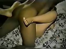 16 min - My hungry wife likes it big and black and likes it hard