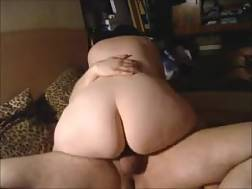 4 min - My big-assed lady and me love making love in the cowgirl pose