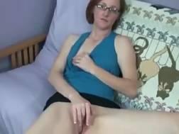 Blonde boob massive old