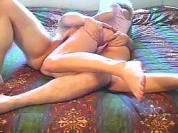 74 min - My lubricious girlfriend is blowing my stiff prick in her fave 69 pose