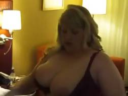 5 min - Bbw wifey just loves riding my BBC in cowgirl position