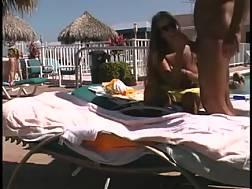 10 min - Having ardent doggystyle xxx with my boyfriend in a public pool