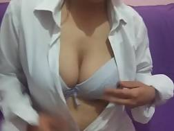 2 min - My sultry Turkish wifey just loves showing off her curvy body