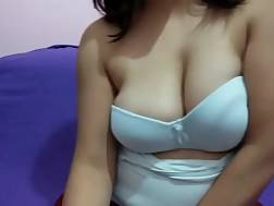 2 min - My good looking wifey has a great pair of big breasts