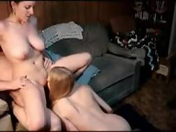 3 min - Two awesome blondes ride my prick by turns in homemade FFM clip