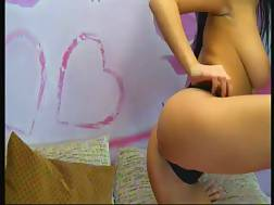 6 min - I know how to put on a excellent striptease show for my online viewers