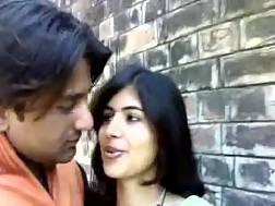 2 min - I just love kissing my beautiful looking Indian girlfriend