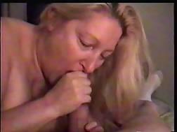 2 min - CJ THE fat mother blowing MY prick