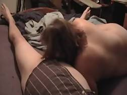 37 min - My curvy seducer blow job my pecker & takes a ride on it