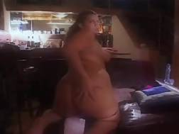 26 min - Chubby amateur hussy blow job my penis and gets her twat torn up