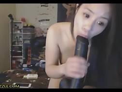 10 min - Naughty asian girl hardcore gag