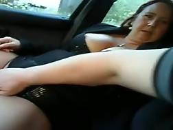 3 min - I enjoy to see this young dude to play with my tits while looking at me