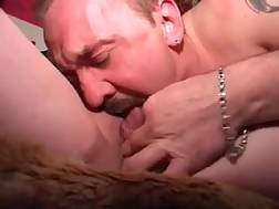20 min - German bitches with big saggy boobs are blowing my pecker masterfully