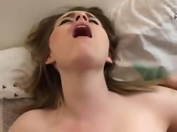 13 min - Girl in red underwear drilled