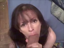 2 min - That horny dick sucker likes blowing my thick dick