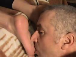 2 min - I enjoy exposing off and playing with my feet