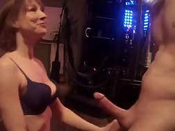 4 min - This moms pecker blowing skills are top notch and she knows how to deep mouth