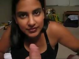 5 min - Exotic enchantress admires me with her cock-sucking skills