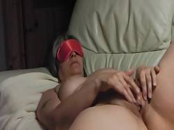 10 min - Mature wife spreads her legs & likes her husbands kinky xxx games