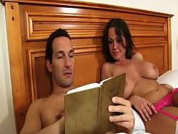 31 min - Cock craving babe likes being ravished by fat hard penises