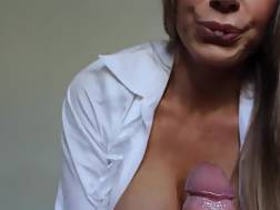 6 min - Naughty ex wife enjoys to suck a pecker in POV