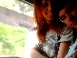 3 min - Amateur red-haired girlie loves sucking a cock