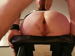 2 min - Fat cock fits perfectly in a sloppy twat