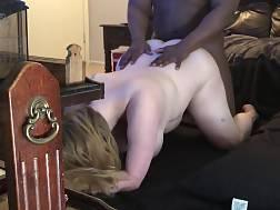 1 min - Anna first big black cock