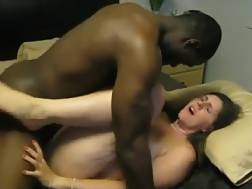 1 min - BBC gives her orgasm after 1 min