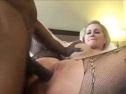 23 min - Awesome wife takes a huge BBC creampie