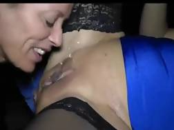 3 min - 2 swinger milfs love ejaculating and water sports