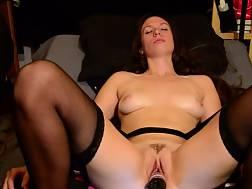 9 min - Sexy sexy wifey cums hard with toy sex machine
