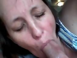 12 min - Mom enjoys to blowjob