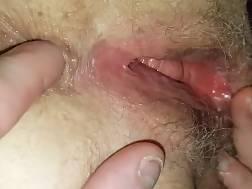 3 min - Huge schlong cumming all over an amateur nymphs butt